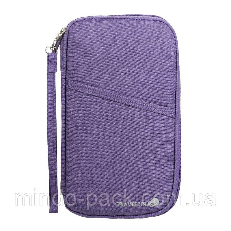 Органайзер для путешествий AviaTravel+ Фиолетовый
