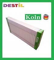 Стальной Панельный Радиатор Köln 22 500х1600 Боковое Подключение