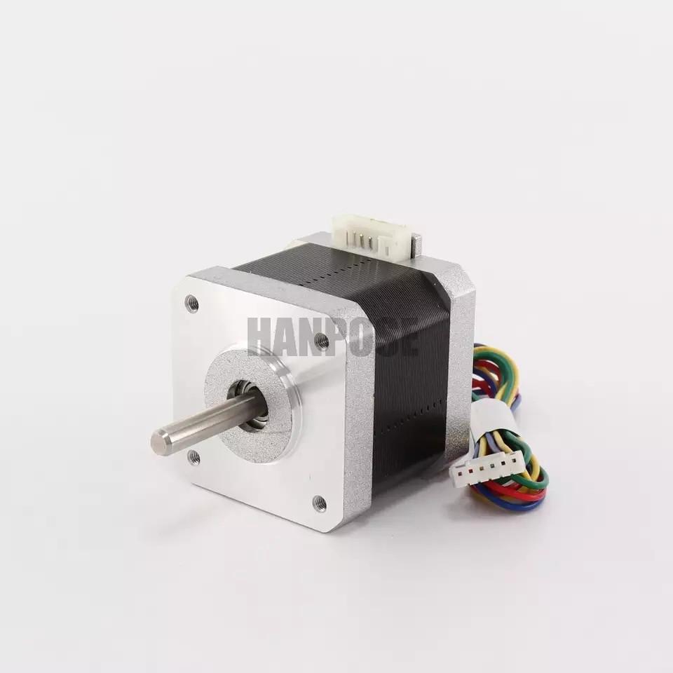 Шаговый двигатель NEMA17 1.7 A (17HS4401)