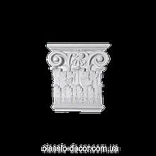 Капитель  Classic Home P200-K3, лепной декор из полиуретана.