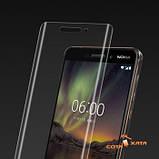 Захисне скло 3D Samsung S9 Plus (зігнуте) прозоре, фото 2