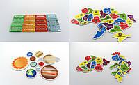 Набір магнітів Дидактичні картки Природознавство – магніти навчальні