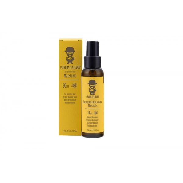 Солнцезащитный крем SPF30 Barba Italiana MAESTRALE 100 мл.