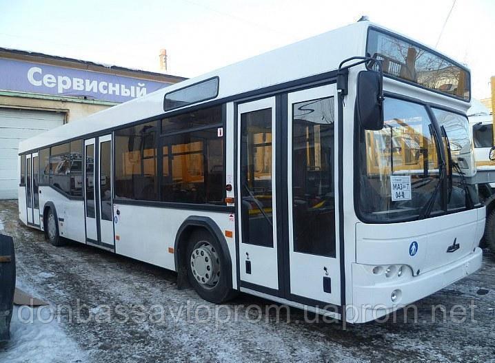 Новый городской автобус МАЗ 103 469