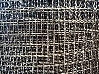 Сетка тканая из нержавеющей проволоки, Ячейка 10,0мм, Проволока 1,0мм,  Ширина 1м
