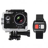 Экшен-камера B5R c пультом Black, КОД: 974998