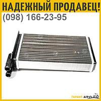 Радиатор отопителя (печки) ВАЗ-2108, 21083, 2109, 21099, 2113, 2114, 2115, ЗАЗ-1102, 1103, 1105 | 2108-8101060 (ДМЗ)