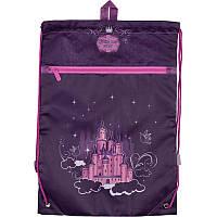 Сумка для обуви с карманом Kite Fairy tale Сиреневый K18-601M-2, КОД: 706146