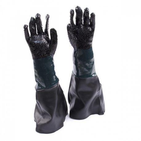Перчатки к пескоструйке 620-1109 ANDRMAX