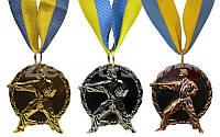 Медаль спортивная Карате