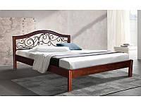 Кровать Илона 1,6м ковка, фото 1