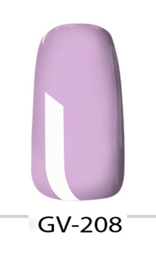 Гель лак каучуковый 15 мл Profi nails # 208