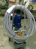 Мобильная установка для фильтрации (очистки) масла/дизтоплива.