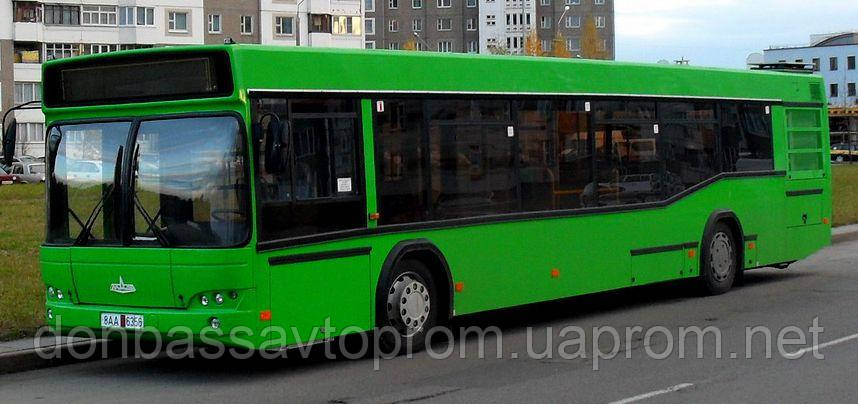 Новый пригородный автобус МАЗ 103 569
