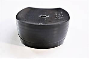 Каблук женский пластиковый 2505 р.1-3  h-1,9-2,1 см., фото 3