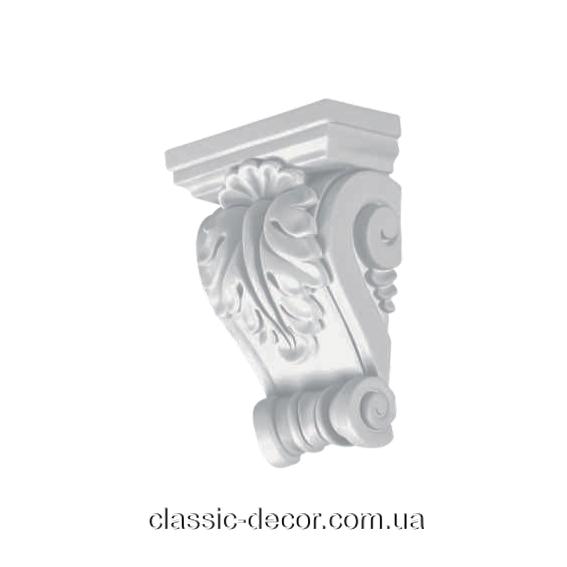 Консоль Classic Home  K165, лепной декор из полиуретана