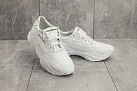 Кроссовки женские кожаные Balenciaga (реплика) белые