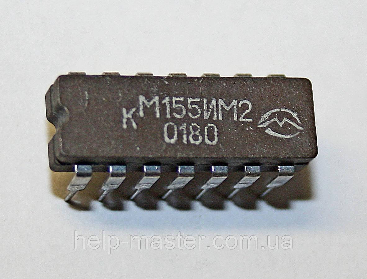 Микросхема КМ155ИМ2 (DIP-14)