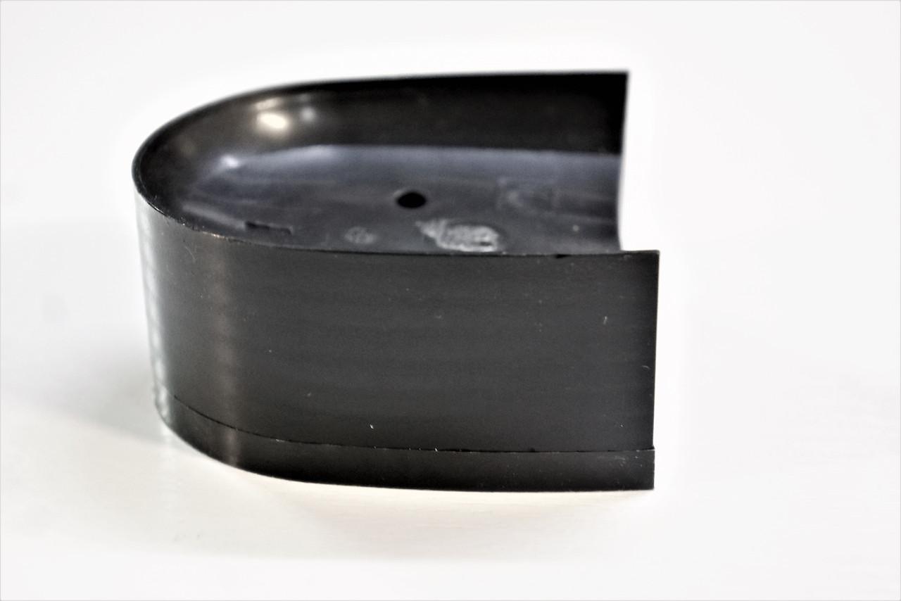 Каблук женский пластиковый 2503 р.1-3  h-2,5-2,8 см.