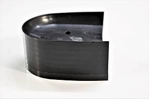 Каблук женский пластиковый 2503 р.1-3  h-2,5-2,8 см., фото 2