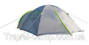 Палатка четырехместная  Green Camp на 2 входа, фото 3
