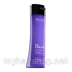 Шампунь для тонкого волосся Revlon Professional Be Fabulous Daily Care Lightweight Shampoo 250 мл