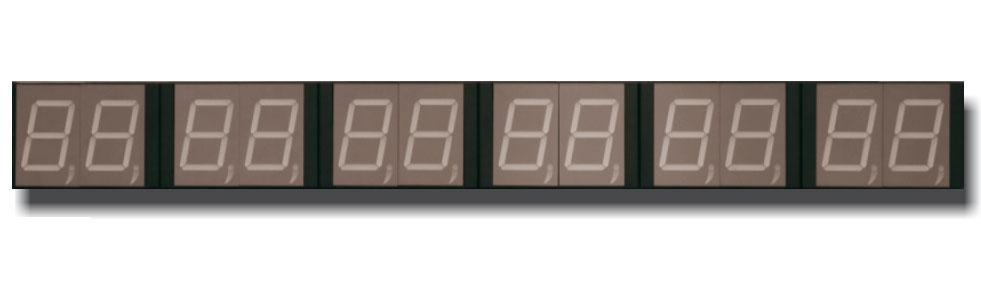 Настенный индикатор вызовов официантов R300