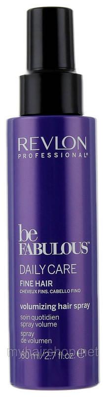 Спрей для объёма REVLON Be Fabulous Fine Hair Volumizing Spray 80 мл