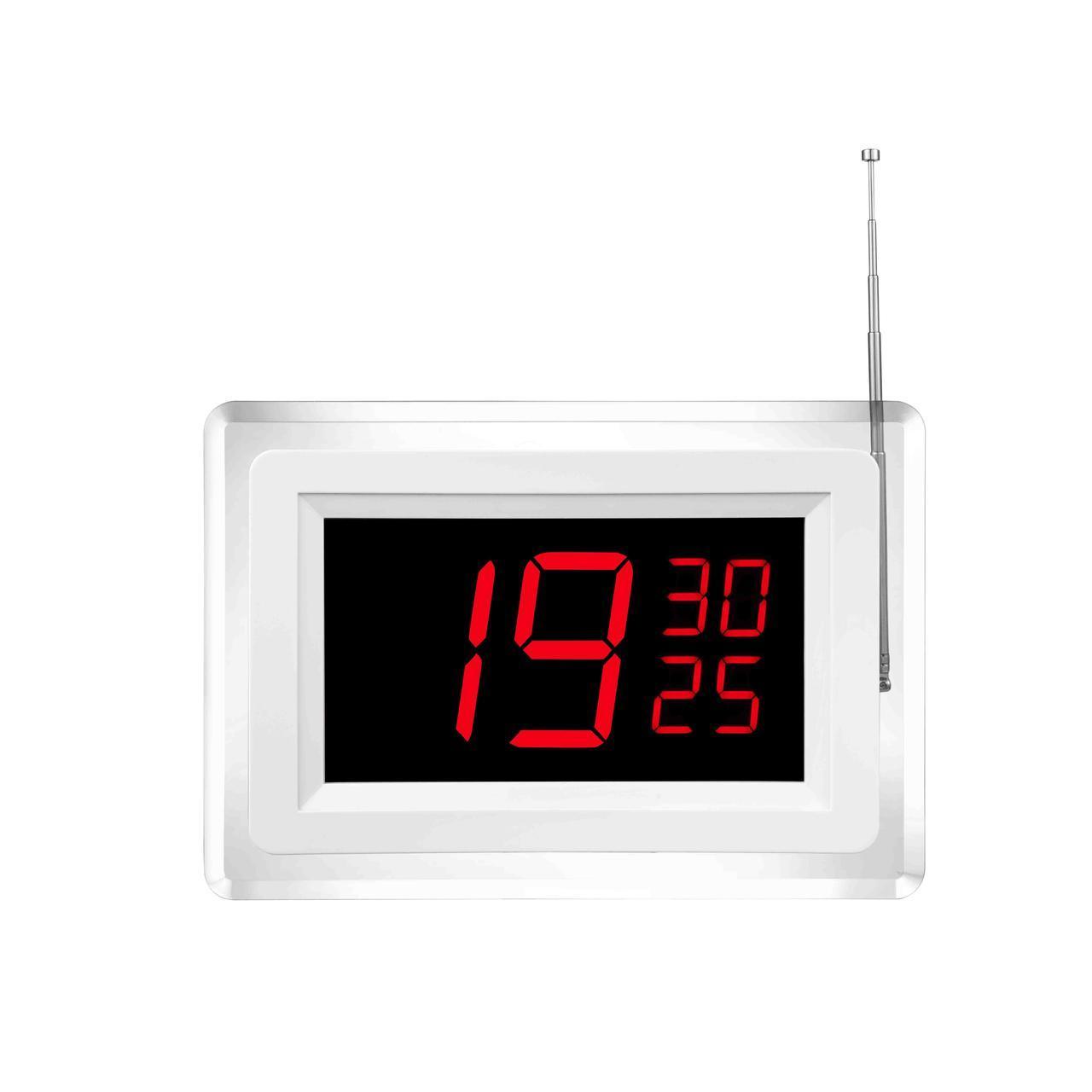 Приемник - табло со светодиодной подсветкой для вызова официантов R-580 Recs USA