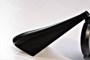 Каблук женский пластиковый 2046 р.1-3  h-9,6-10,6 см., фото 2
