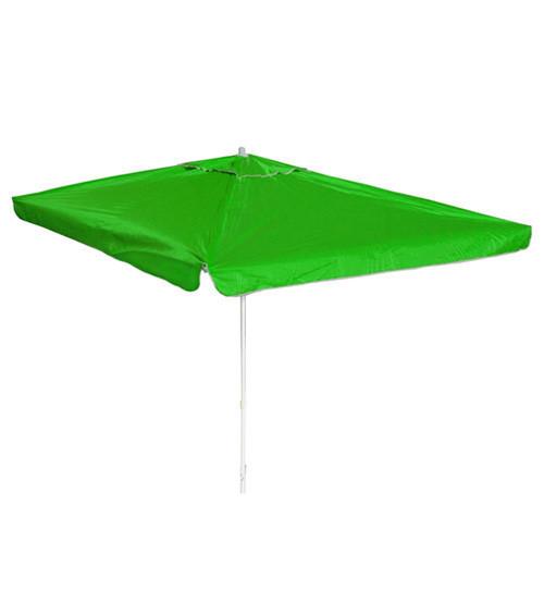 Зонт торговый, квадратный, 3х3 метра, с ветровым клапаном