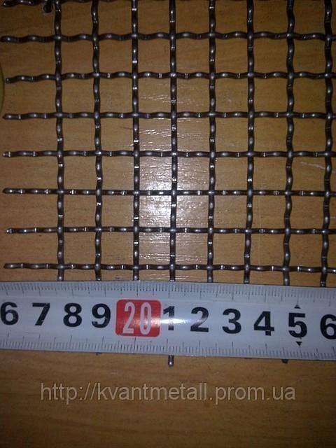 Сетка рабица Ø проволоки 1,6 размер ячейки 25 мм