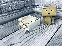 *50 шт* / Коробка для пряников / 80х80х35 мм / печать-Весн / окно-обычн / лк / цв