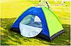Четырехместная палатка туристическая HYZP-03, фото 3
