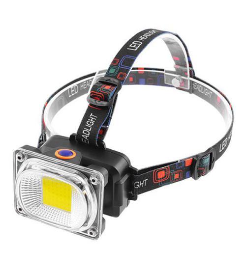 Налобный фонарь Bailong BL-6651