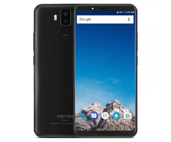 Vernee X1 6/64Gb black