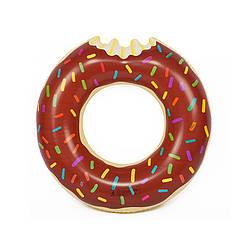 """Надувной круг """"Пончик"""", 80 см."""