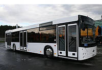 Новый городской автобус МАЗ 103 485