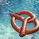 Надувной круг Крендель, 150 см., фото 4