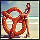 Надувной круг Крендель, 150 см., фото 6
