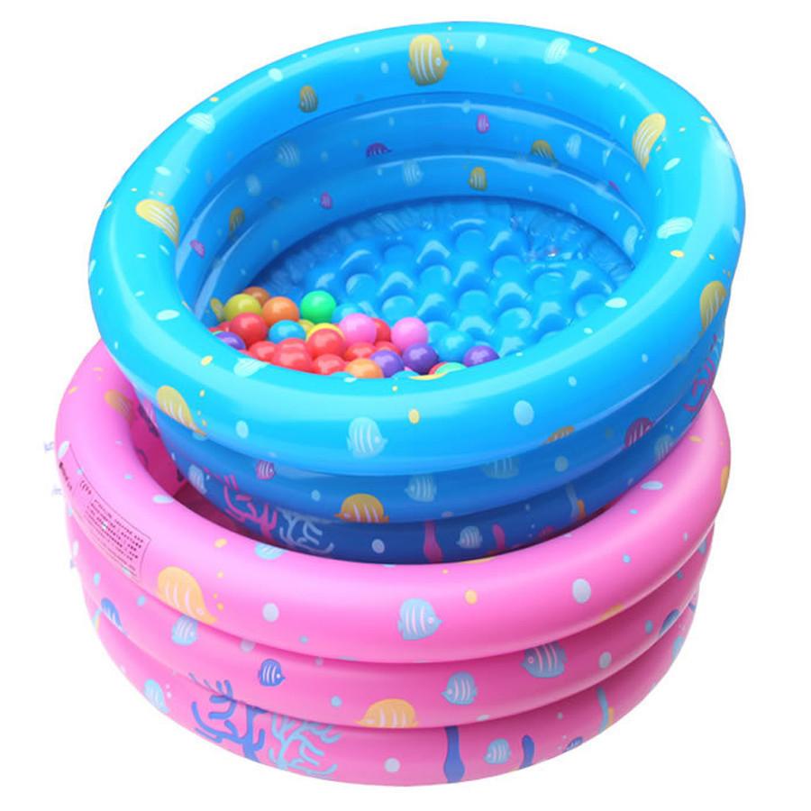 Бассейн надувной детский, 90см.