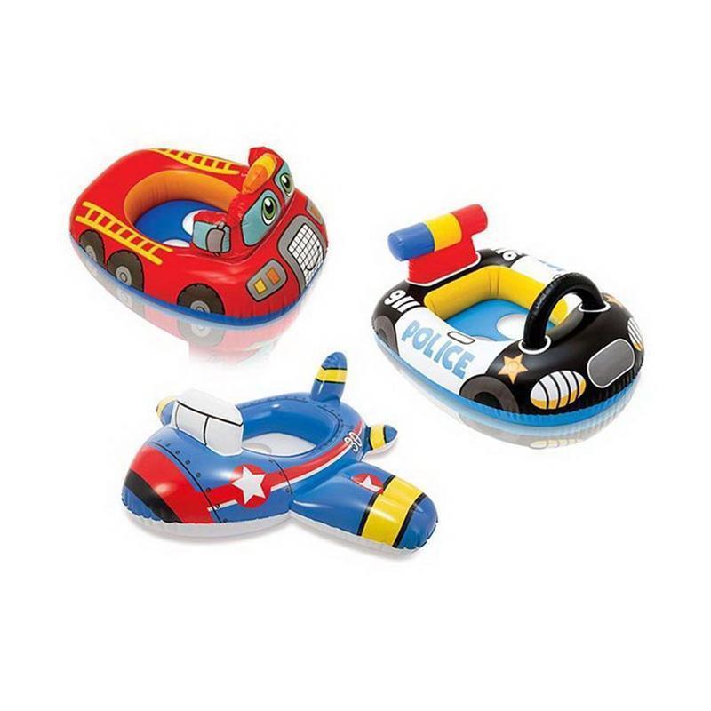 """Надувной круг """"Kiddie Floats"""" Intex, 71х57 см"""