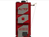 Котел твердопаливний тривалого горіння Альтеп Classic/Classic PLUS 24 кВт, фото 3
