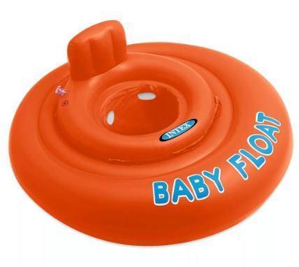 """Надувной детский круг """"Baby Float"""""""