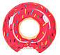 Надувной круг Пончик с ручками, 90 см., фото 8