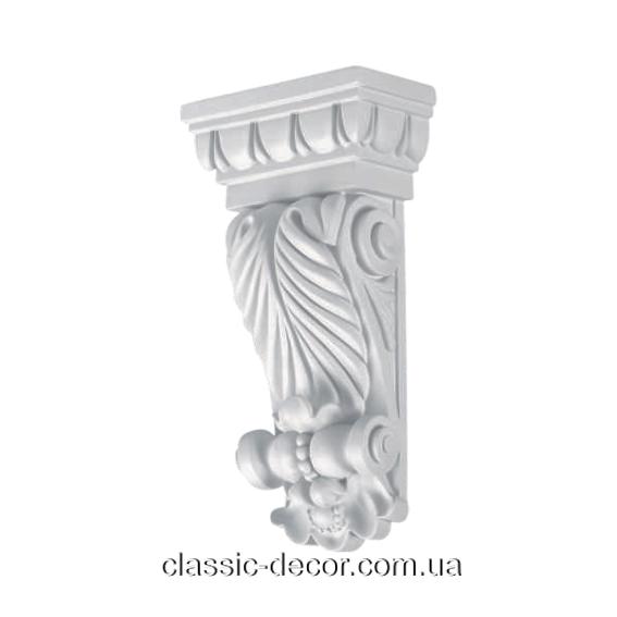 Консоль Classic Home  K250, лепной декор из полиуретана