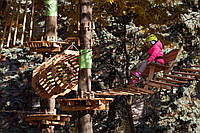 ВЛНГ Sky park – веревочный парк