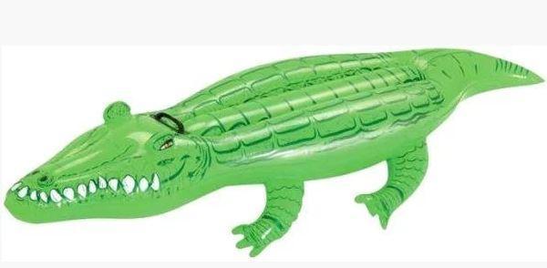 Надувная игрушка Крокодил Bestway, 203x117 см.