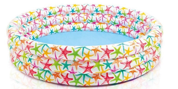 "Бассейн Intex ""Realistic Starfish Pool""  481л, 168х38см."