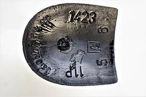 Каблук женский пластиковый 1423 р.1  h-6,9 см., фото 3